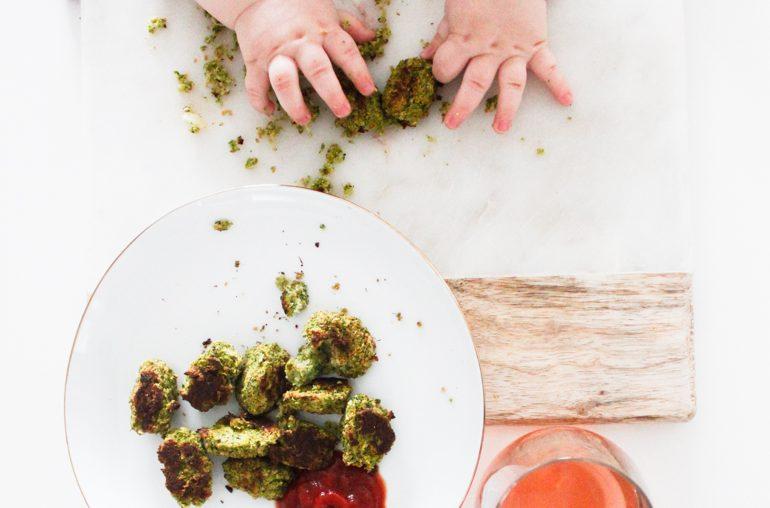 recipe: broccoli tots