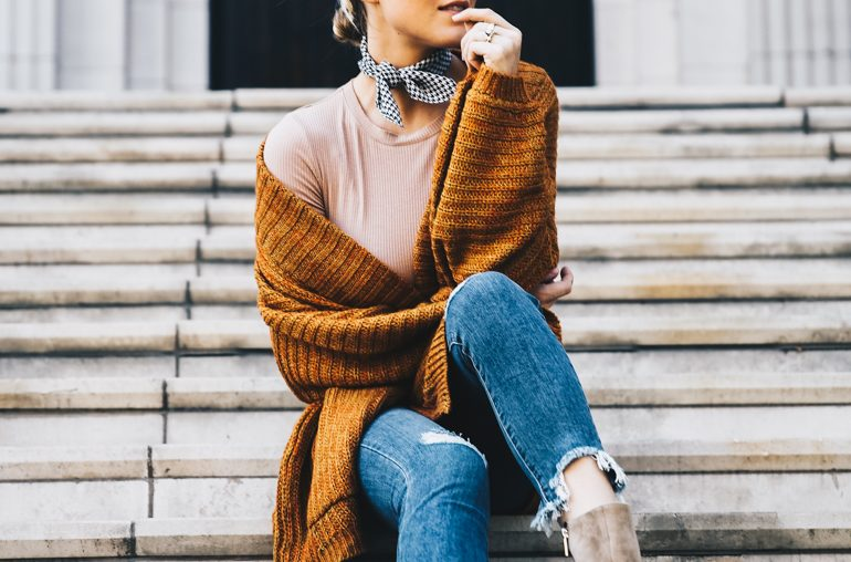 30 cozy cardigans for Fall
