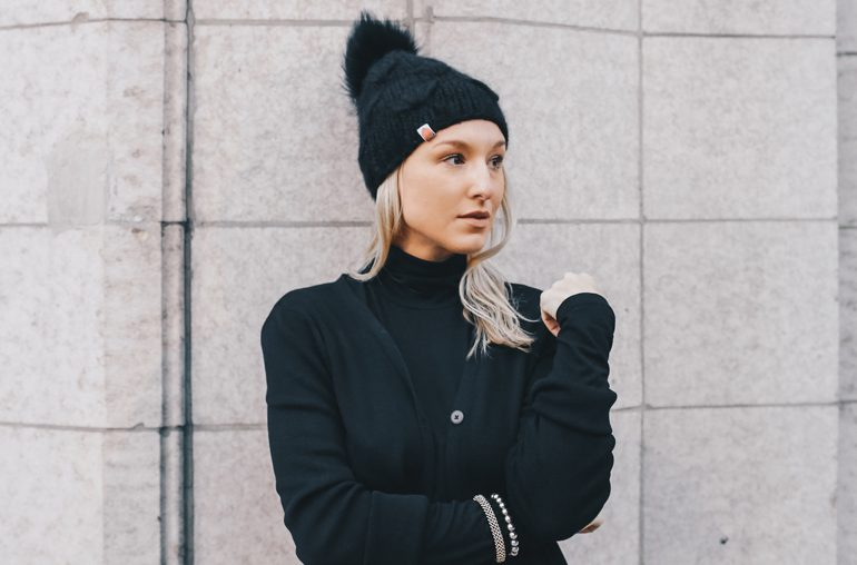 how to style a beanie: 4 outfit ideas to try