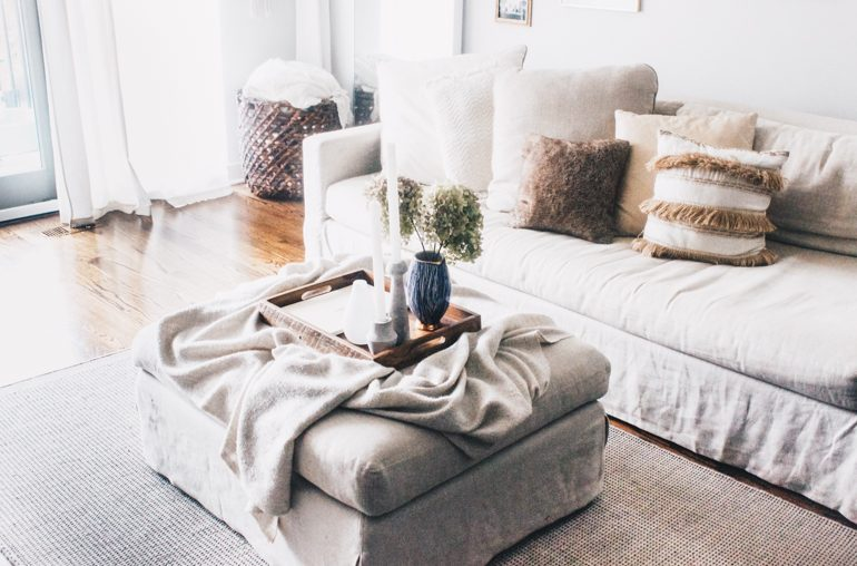 8 easy ways to revamp your living room on a budget