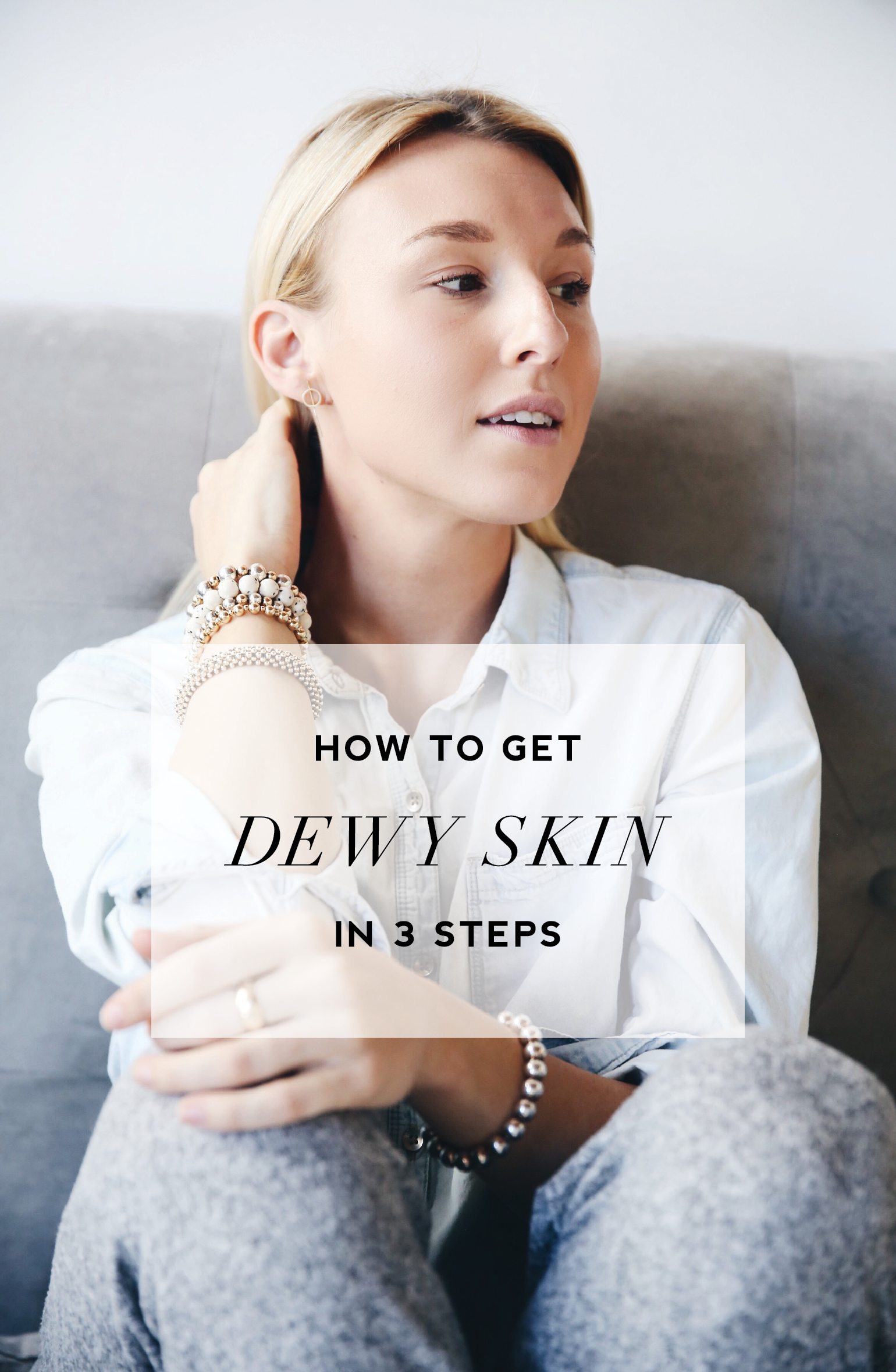 How To Get Dewy Skin – Easy Tips pics
