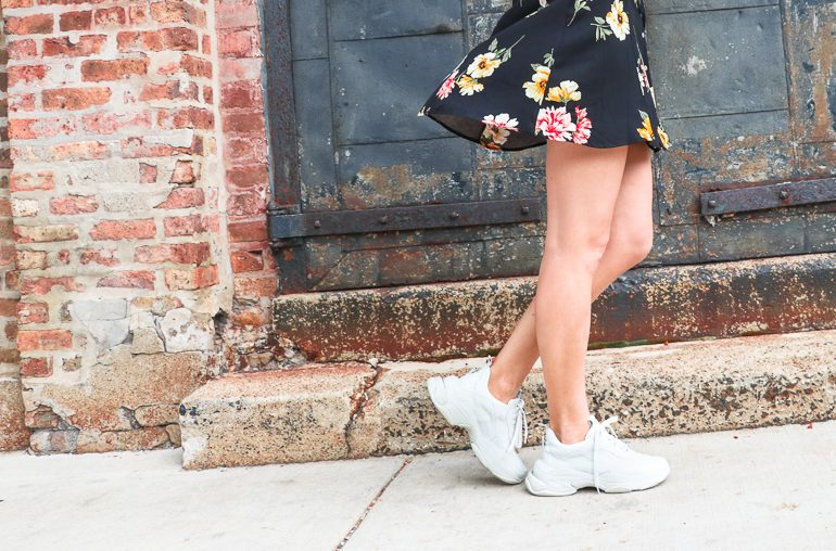the best chunky sneakers and 3 ways to style them