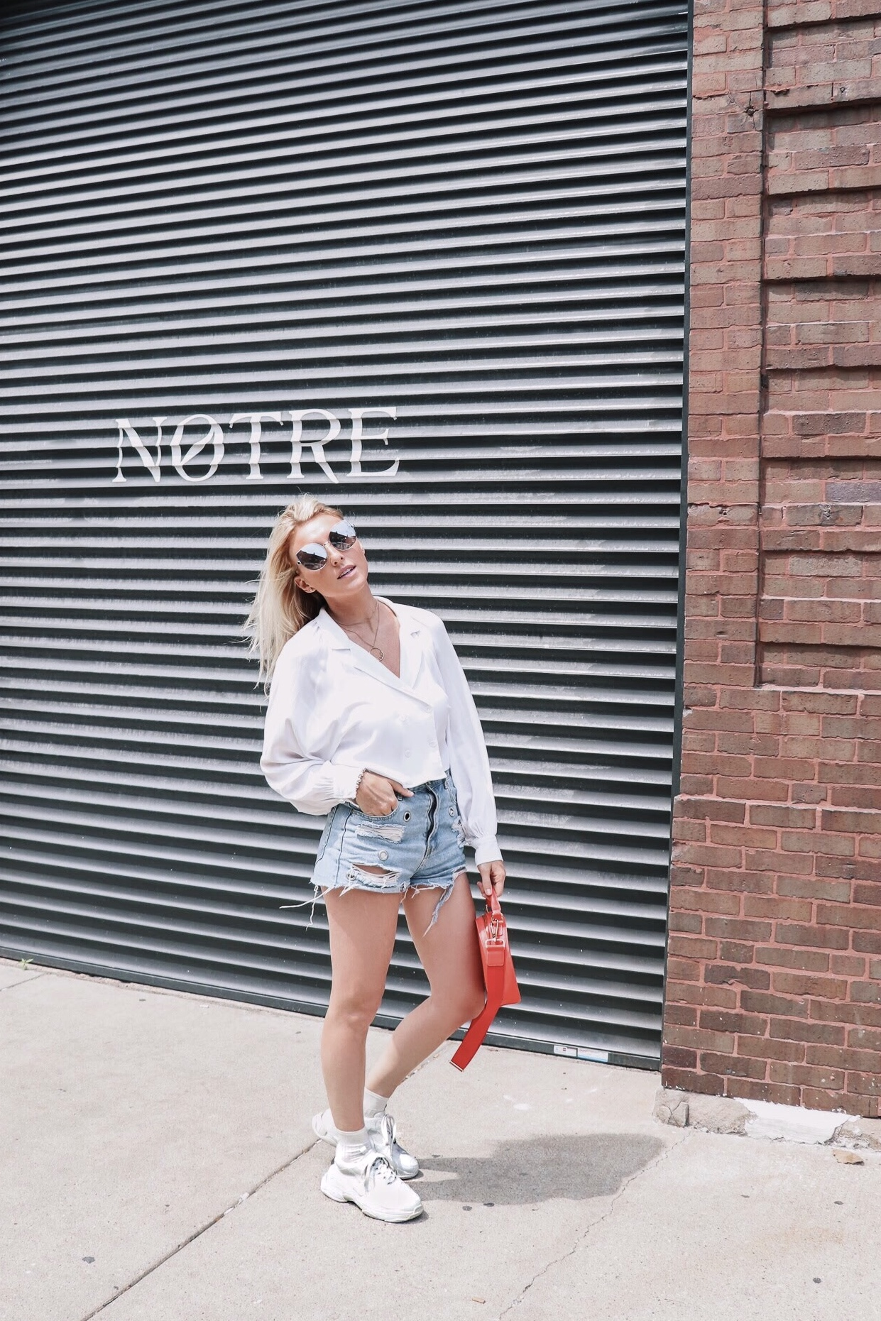 the best chunky sneakers and 3 ways to style them - Meg McMillin