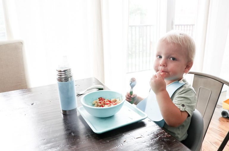 healthy toddler lunch ideas + mealtime must-haves from buybuy BABY