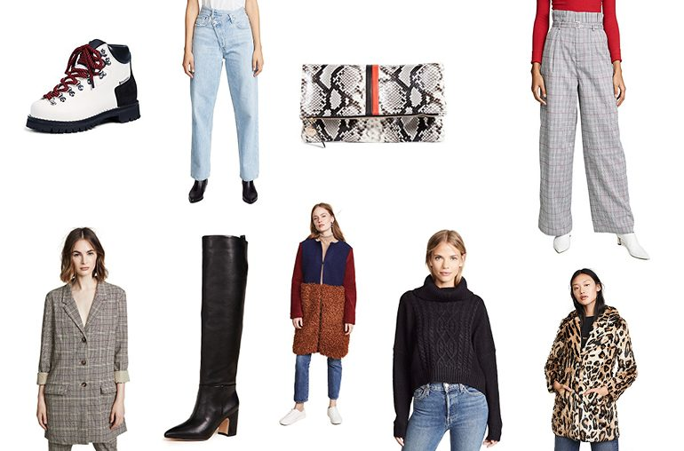 what to buy at the Shopbop sale before everything is gone!