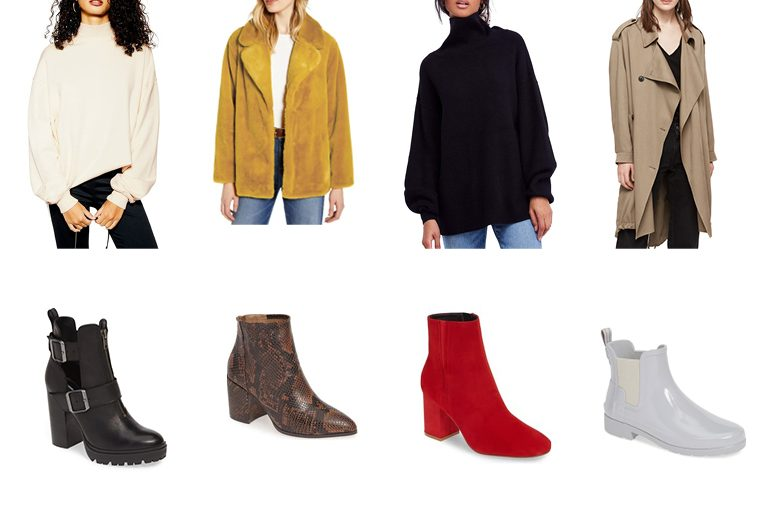 Nordstrom Anniversary Sale round up: my picks for the best oversized sweaters, cozy coats, and boots