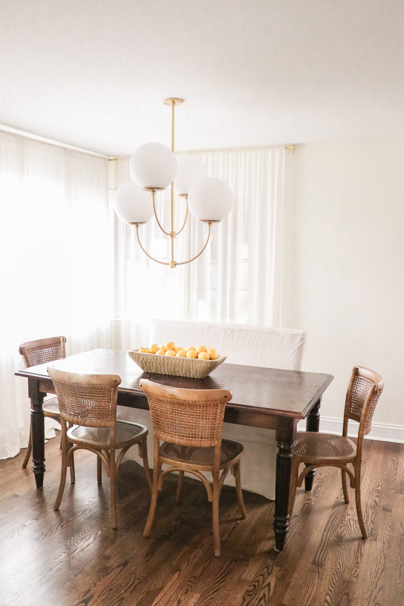 House Update Our Kitchen Nook Reveal Meg Mcmillin