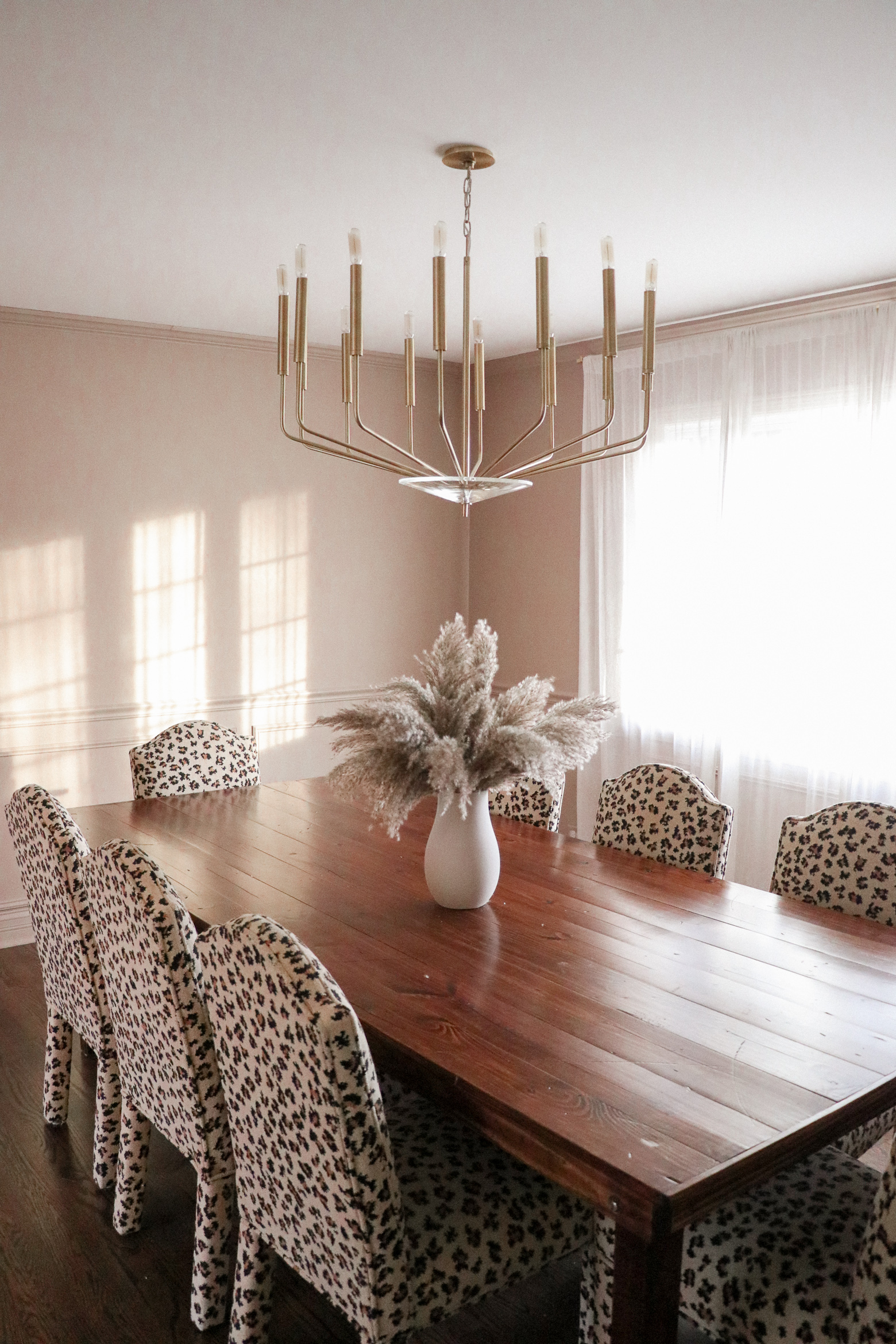House Update Dining Room Reveal Meg Mcmillin
