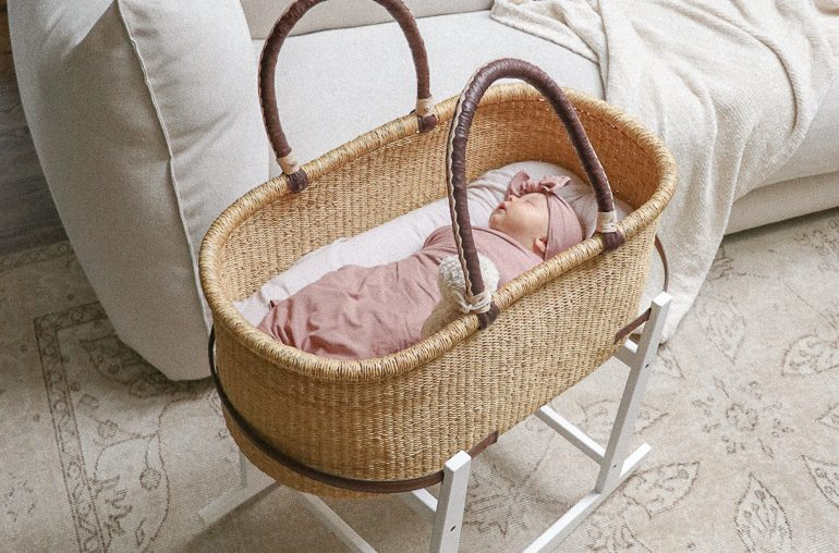 newborn life: 5 baby products I use every day
