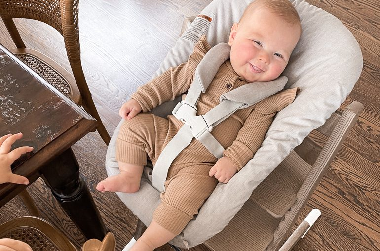 review: Stokke Tripp Trapp High Chair with Newborn Set