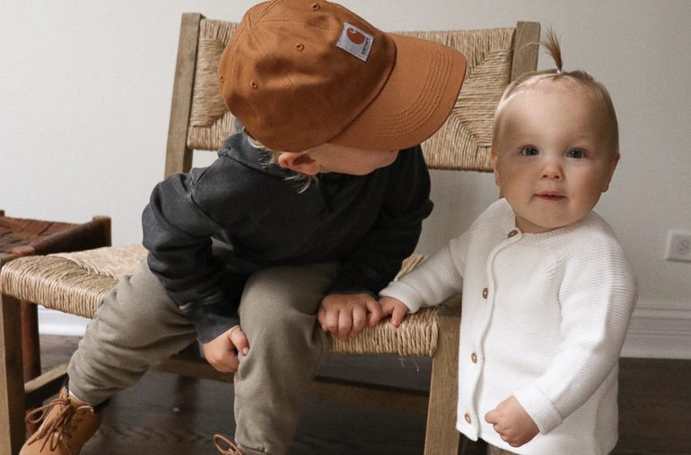 Fall wardrobe essentials + cute Halloween costumes from buybuy BABY!